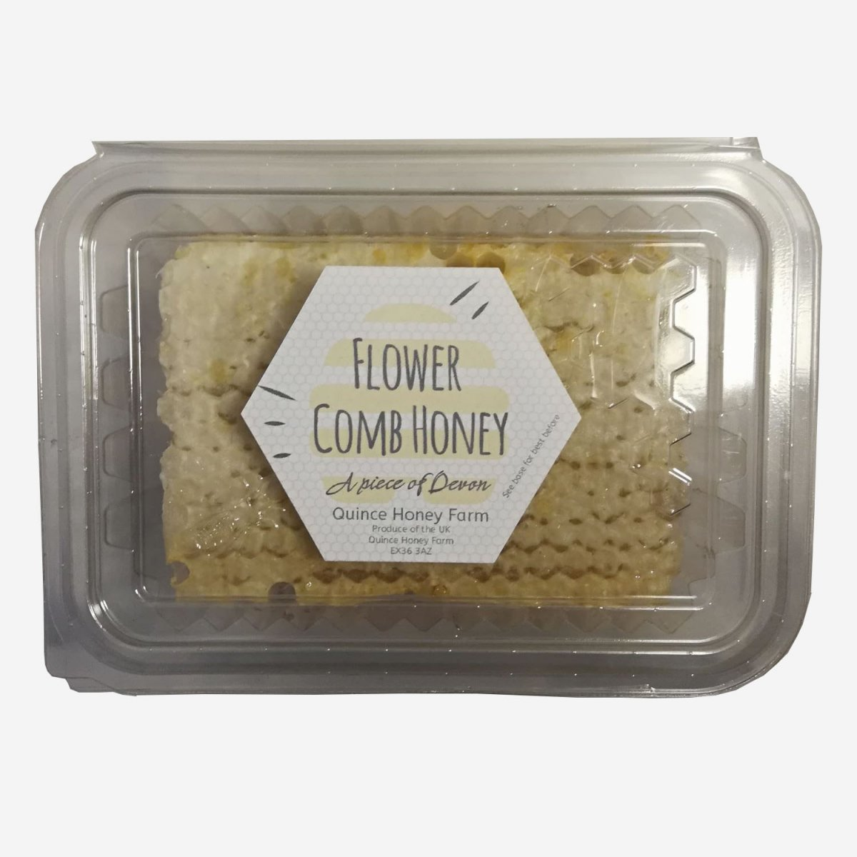 Devon Flower Comb Honey