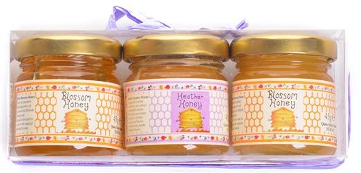 Honey Mini-Pots Triple