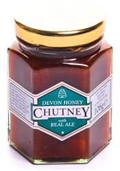 Honey & Real Ale Chutney, 105g