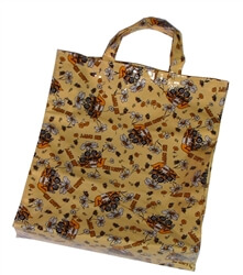 Bee Happy Shopping Bag