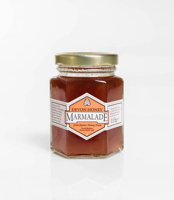 devon honey marmalade 113g