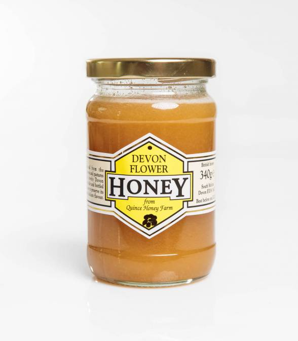 devon flower honey set 340g