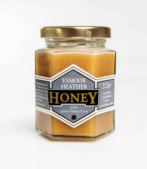 Exmoor Heather Honey 227g